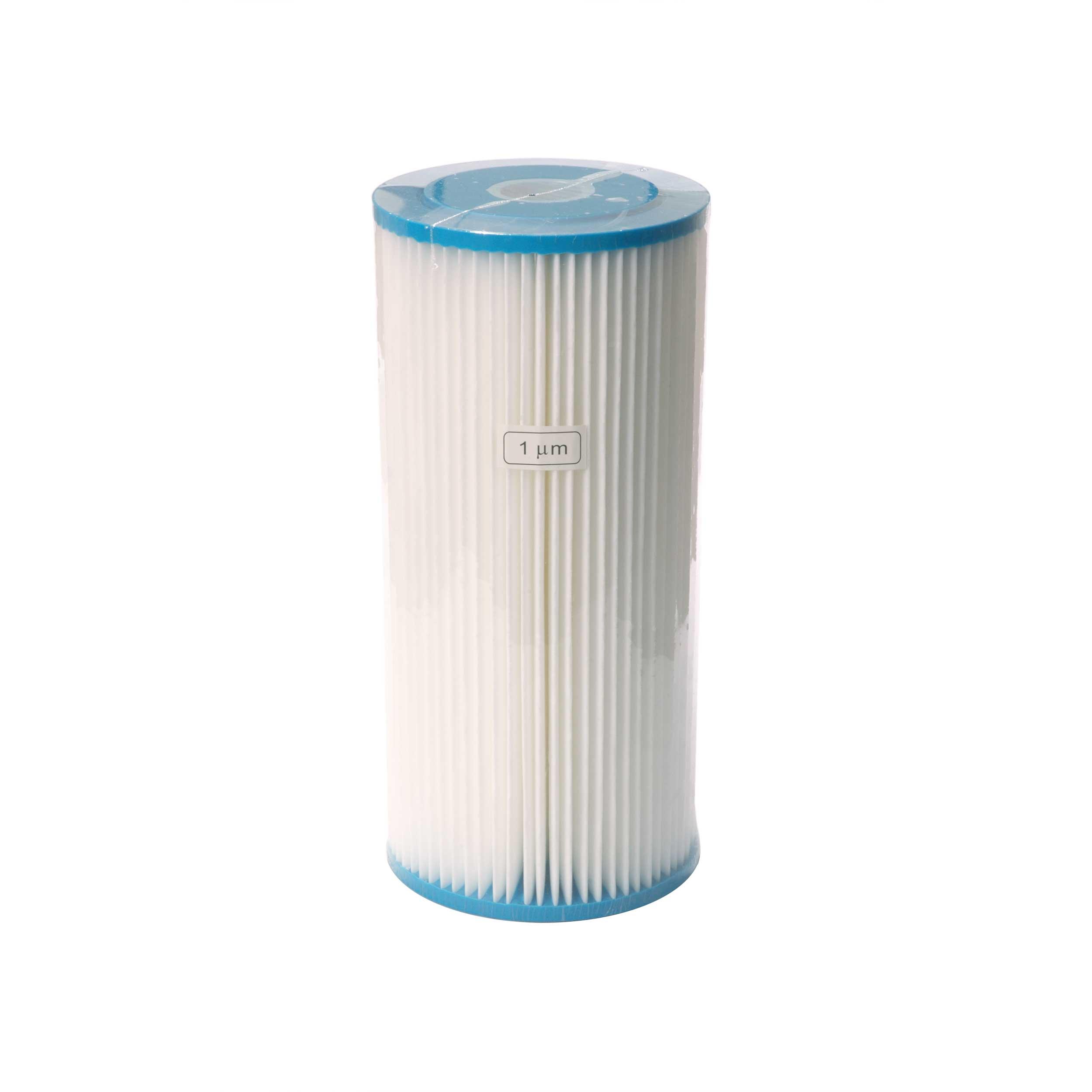 Pleated Sediment Filter 1 Micron