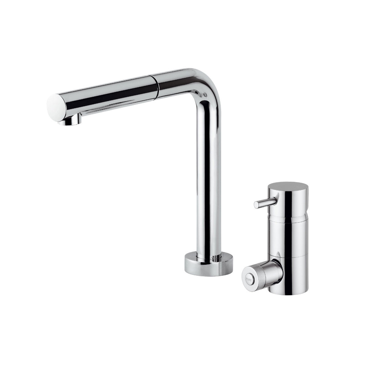 Pull Out Kitchen Tap