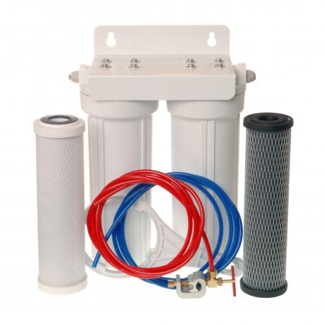 Oyster TC taste and chemical water filter kit