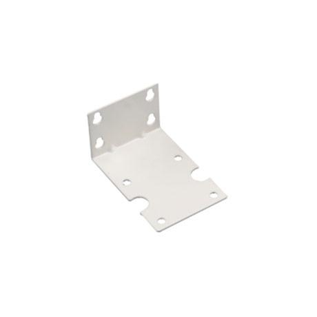 White Filter Housing Bracket